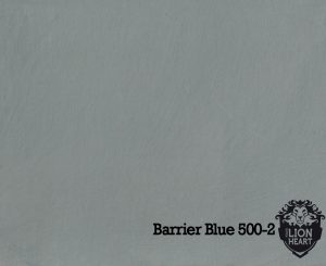 Barrier Blue 500-2